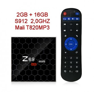 Android TV Z69 Mini