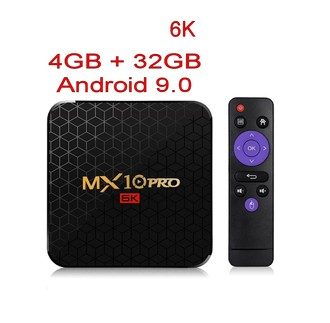 Android TV MX10 Pro Max