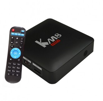 Android TV KM8 Pro 2GB