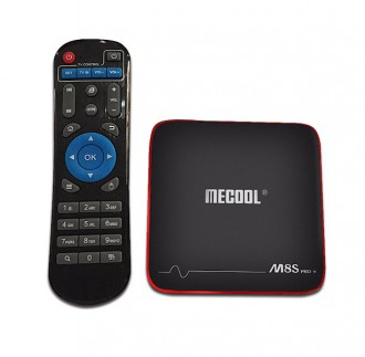 Android TV MECOOL M8S Pro W 2GB+16GB