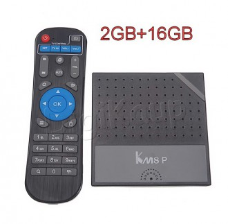 Android TV MECOOL KM8P 2GB, 16GB
